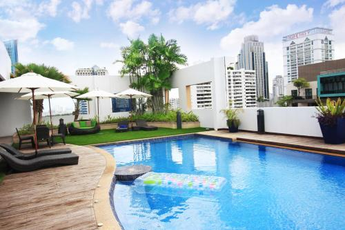 Grand Mercure Bangkok Asoke Residence photo 12