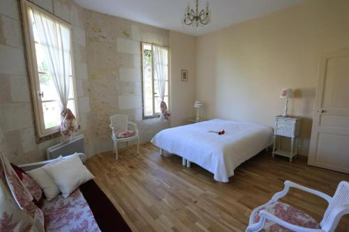 Maison Dans Le Parc Du Château