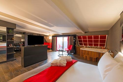 Istanbul Hotel Favori Nisantasi tatil