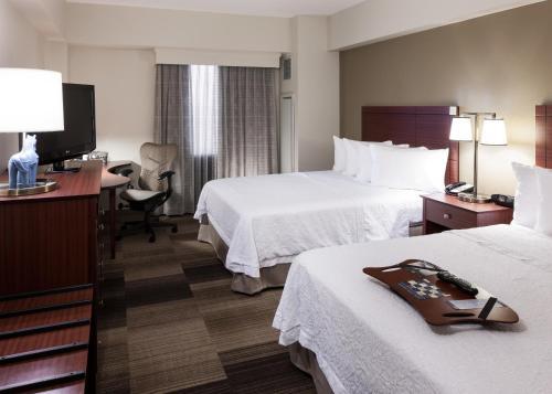 Hampton Inn & Suites Boise-downtown - Boise, ID 83702
