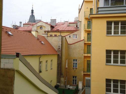 Apartment Malá Štěpánská photo 13