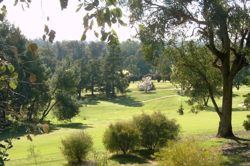 Commercial Golf Resort