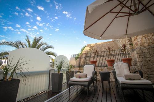 Große Suite Hotel Mirador de Dalt Vila 13