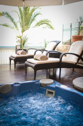 Große Suite Hotel Mirador de Dalt Vila 15