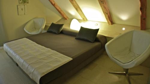 Superior Double Room Hotel Sant Roc 77