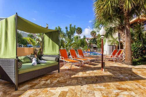 Ocean Beach Palace Hotel Fort Lauderdale