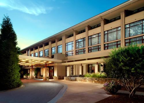 Hotels vacation rentals near atlanta conference center for Cabin rentals close to atlanta ga
