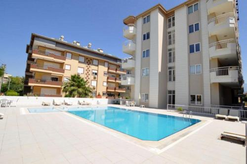 Alanya Oba Beach Residence Apartment tatil