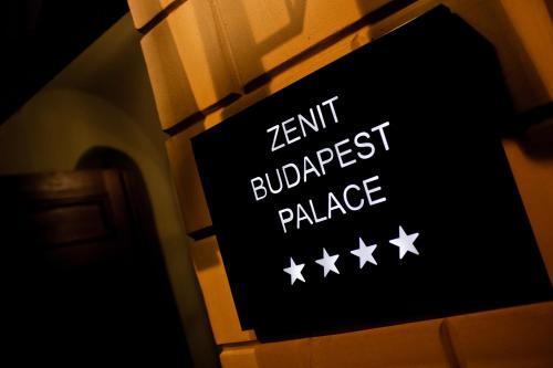 Hotel Zenit Budapest Palace photo 21