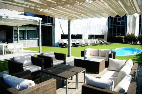 Foto de Hotel Sercotel Plana Parc