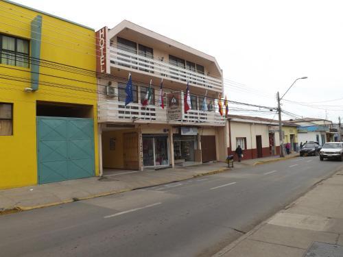 Hotel Diaguitas Illapel Photo