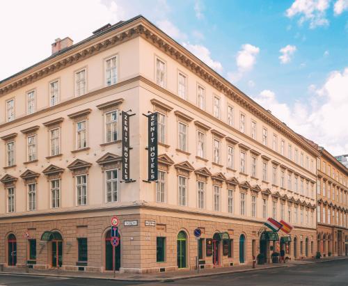 Hotel Zenit Budapest Palace photo 39