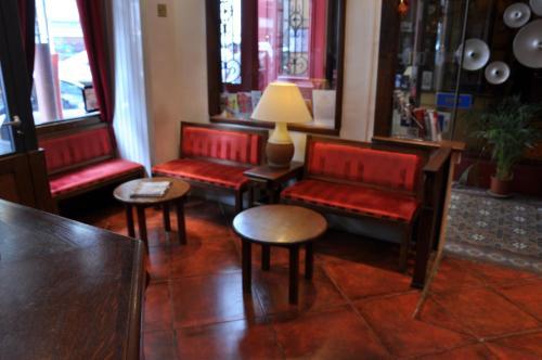 Hotel celtic h tel 15 rue d 39 odessa 75014 paris for Hotel design 75014