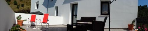 Habitación Doble Superior con terraza Finca Portizuelo 7