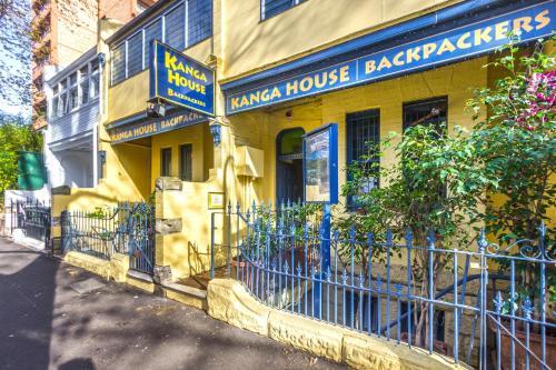 Kanga House Backpackers Hotel Sydney In Australia