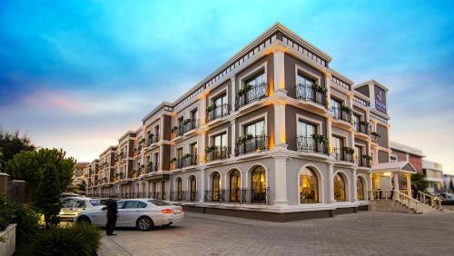 Izmir Svalinn Hotel online rezervasyon