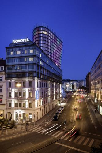 Novotel Wien City photo 27