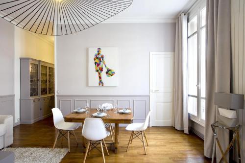 Appartement Caumartin Lafayette photo 12