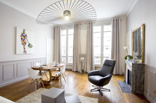 Appartement Caumartin Lafayette photo 13