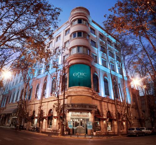 Foto de Epic Hotel Villa Mercedes