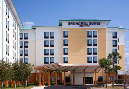 SpringHill Suites by Marriott Orlando at SeaWorld impression