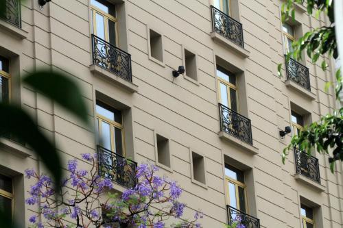 Hotel Intersur Recoleta impression