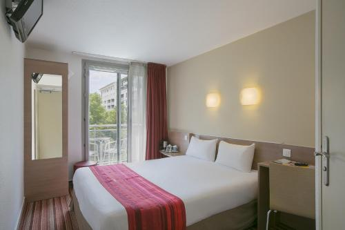 Kyriad Hotel Paris Bercy Village impression