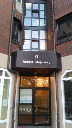 1A Hamburg Airport Apartments photo 13
