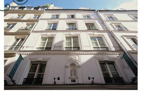 H tel des canettes h tel 17 rue des canettes 75006 for Hotels 75006