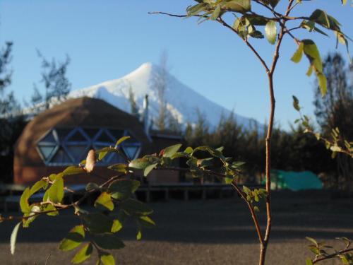 Domos Biosfera Volcanica Photo