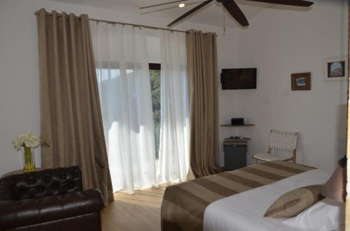 Habitación Doble Superior con terraza Hotel Galena Mas Comangau 32