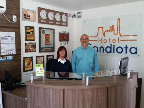 Foto de Hotel Candiota