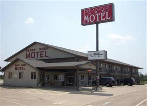 Brass Door Motel Gassville