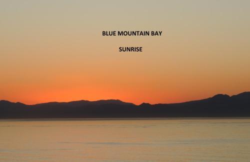 Blue Mountain Bay Photo
