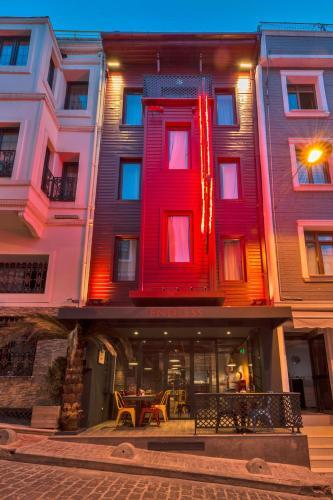 Istanbul Endless Hotel Taksim- Special Category ulaşım