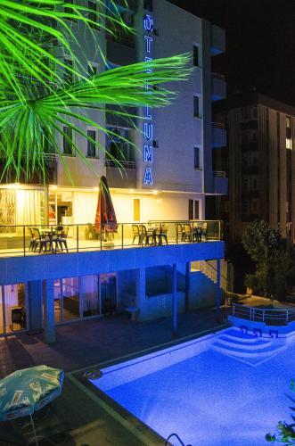 Antalya Hotel Luna odalar