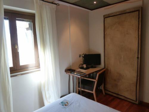 Standard Single Room Hotel La Casueña 15