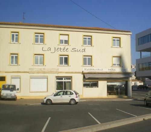Hôtel La Jetée Sud