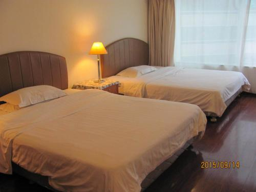 Beijing New World CBD Apartment photo 19