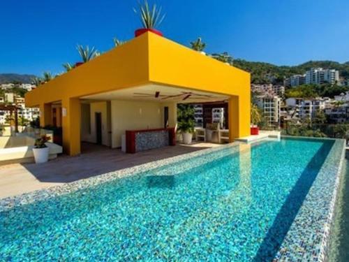Luxury Puerto Vallarta Condo Old Town Hotel In Mexico