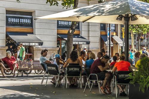 Habitat apartments Barcelona Center photo 11