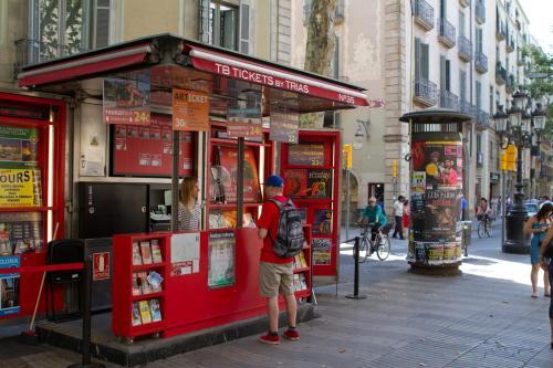 Habitat apartments Barcelona Center photo 15