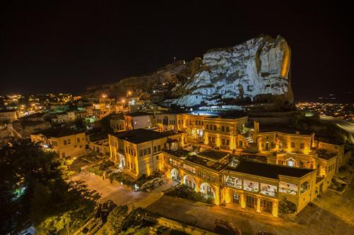 Urgup Fresco Cave Suites Cappadocia ulaşım