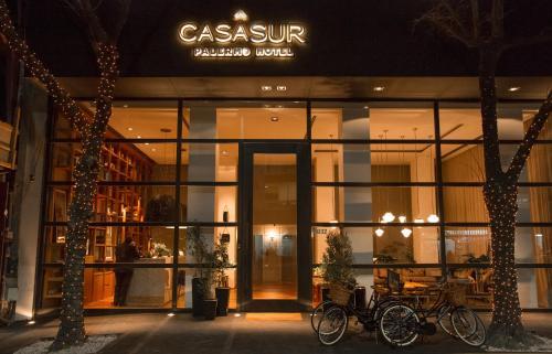 CasaSur Palermo Hotel impression