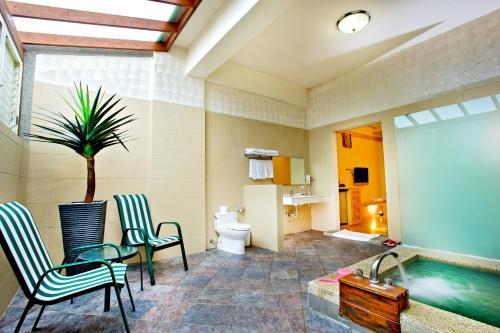 Bali Forest Hot Springs Resortopia
