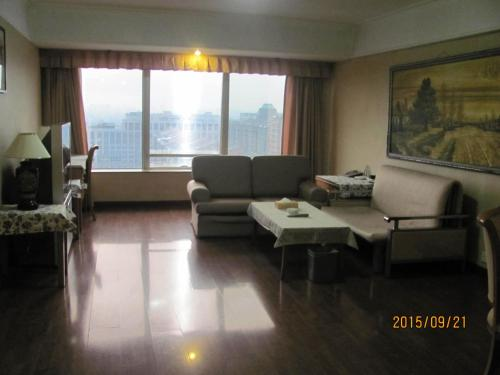 Beijing New World CBD Apartment photo 44