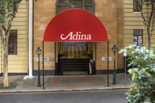 Adina Apartment Hotel Brisbane Anzac Square photo 21