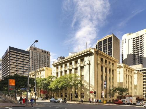 Adina Apartment Hotel Brisbane Anzac Square impression
