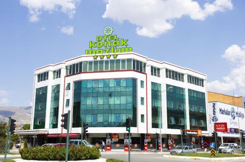 Erzincan Hotel Konak Mazlum fiyat