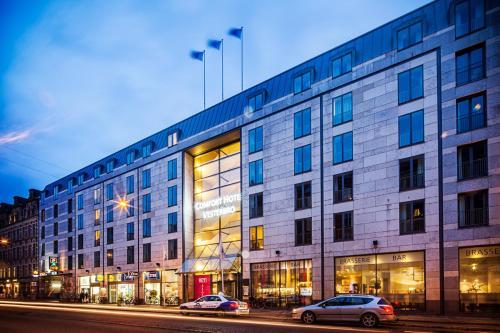 Comfort Hotel Vesterbro impression